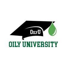 Oily University - Jill Kearns logo