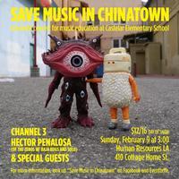 Save Music in Chinatown 2: Money Mark, Channel 3,...