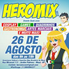Heromix Eventos logo