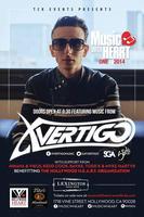 Music with HEART feat. X-Vertigo, DJ P-JAY, Minaya &...