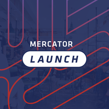 Mercator Launch logo