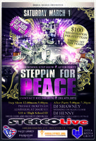 Steppin for Peace High School Step Show & After Party
