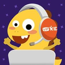 VIPKID GET HIRED NOW! logo