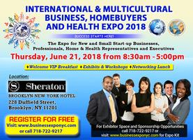 NACC International & Multicultural Business, Homebuyers & Health Expo 2018