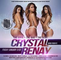 1.31.14 The Good & The Bad & The Sexy : Crystal Renay