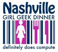 Nashville Girl Geek Dinner logo