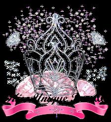 Miss Unique Beauty  logo