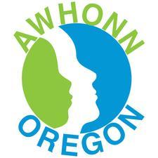 Oregon AWHONN logo