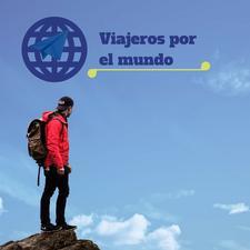 Viajeros por el Mundo logo