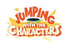 Jumping with the Characters logo