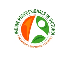 Indian Professionals in Victoria logo