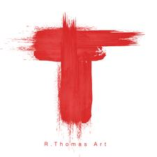 R. Thomas Art logo