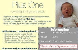 Plus One: How to fight in front of the kids