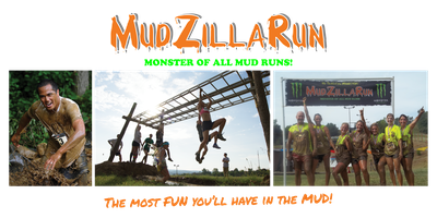 Mudzilla Run Mud Run 2018