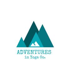 Adventures in Yoga logo