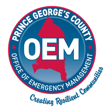 Prince George's County Office of Homeland Security, Office of Emergency Management logo