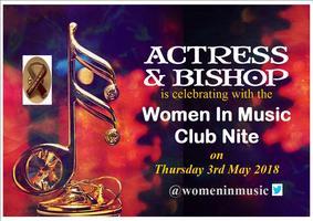 HAPPY 1st BIRTHDAY - Women in Music Club Nite