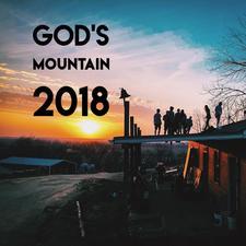 God's Mountain Camp logo