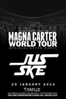 "MAGNA CARTER WORLD TOUR ""OFFICIAL AFTER PARTY"""