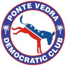 Ponte Vedra Democratic Club logo