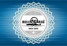 musicNmind presents logo