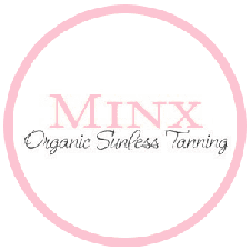 Minx Sunless Tanning logo