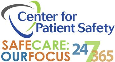 Center for Patient Safety:  8th Annual Patient Safety...