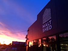 Malt Shed Brewery logo