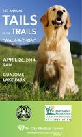 "Tails On The Trails ""Walk-A-Thon"""