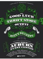 St. Patty's Day Pre-Party with the Good Luck Thrift...