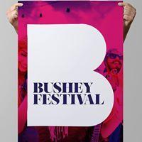 Bushey Festival logo
