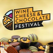 Wine, Cheese & Chocolate Festival logo