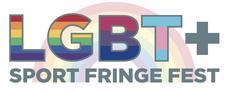Leeds LGBT+ Sport Fringe Festival logo