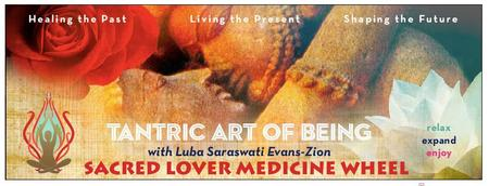 Sacred Lover Medicine Wheel Ceremony