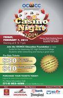 Casino Night 2014