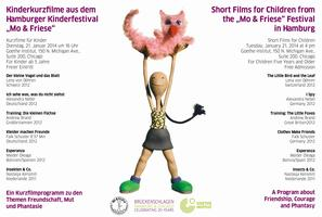 "Short Films for Children from the ""Mo & Friese""..."