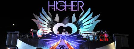 Heart Phoenix presents HIGHER feat. Francesca Lombardo...