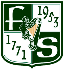 The Friendly Sons of St. Patrick of San Diego County logo