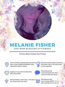 Melanie Fisher logo