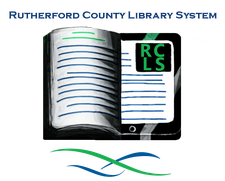 Rutherford County Library System logo