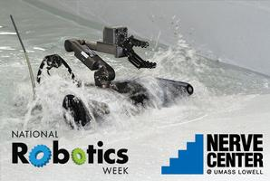NERVE Center Open House for National Robotics Week