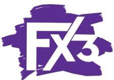 FX3 Fitness Inc logo