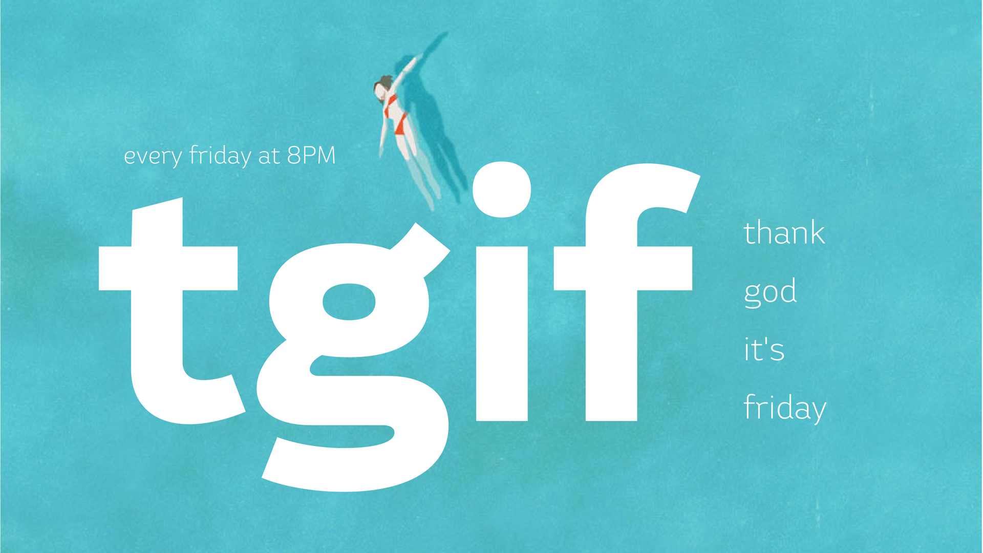 T.G.I.F. at VILLAIN Theater - Comedy Show