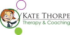 Kate Thorpe Therapy & Coaching in association with Enterprising Barnsley logo