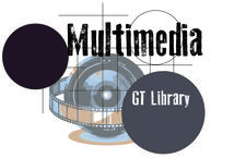 Multimedia: Georgia Tech Library logo