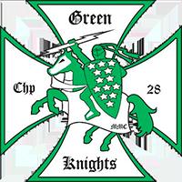 Green Knights MMC, Chapter 28 logo