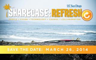 UC San Diego Sharecase 2014