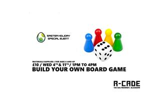 Build Your Own Board Game Workshop