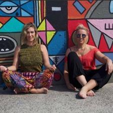 Saoirse Connolly & Jen Stallard logo