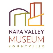 Napa Valley Museum Yountville logo